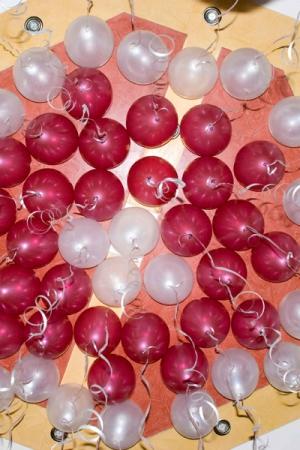 Оформлення залів. Гелієві кульки Ужгород.